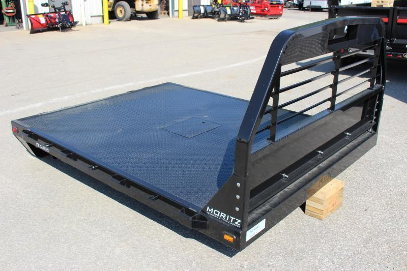 2020 Moritz International TB7-86 Truck Bed - Flat Bed