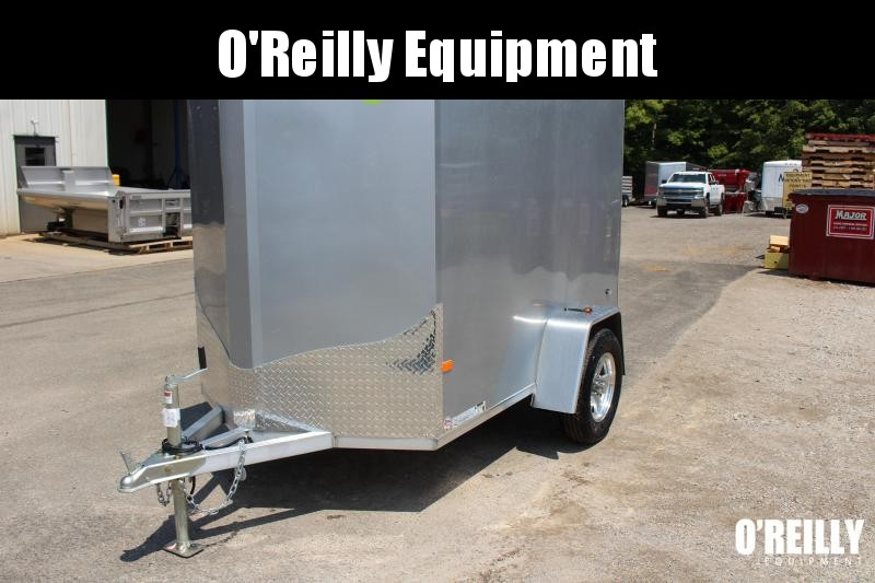 2021 NEO Trailers NAV 5 x 8  Enclosed Cargo Trailer