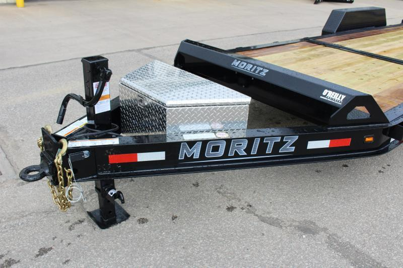 2021 Moritz International ELBH-22 GT 16000 Equipment Trailer