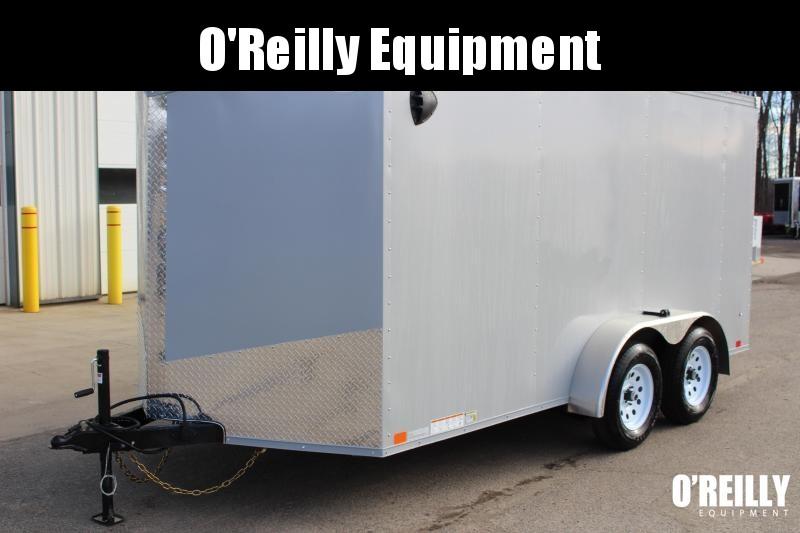 2021 United Trailers XLV 7 x 14 Enclosed Cargo Trailer
