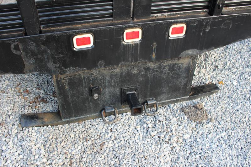 2010 Other 10' Stake body Truck Bed Used