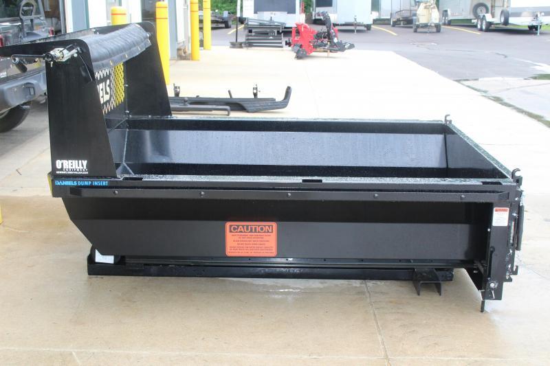 2021 Daniels Steel 6' Dump Insert - Long Bed