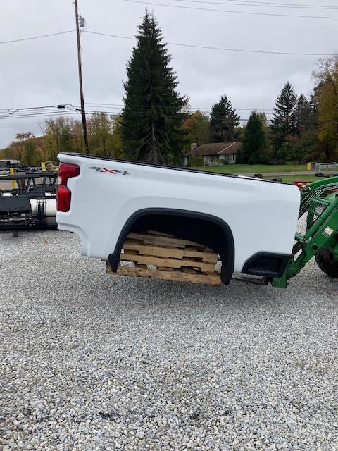 2021 Chevrolet 6.5' SRW TRUCK BED