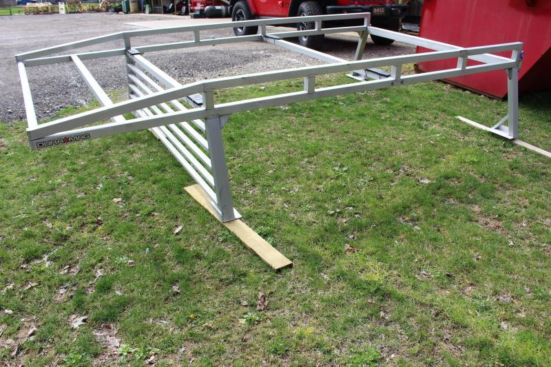 2021 Dura Mag Truck Bodies Cantilever Ladder Rack