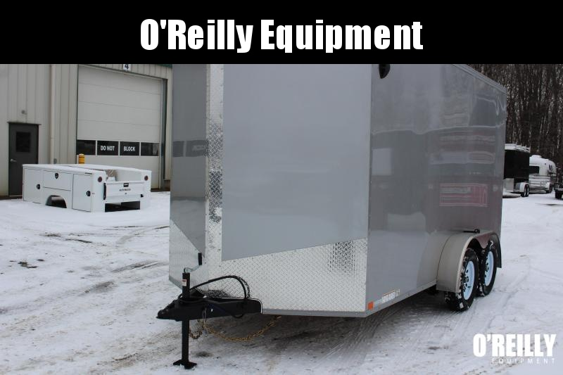 2021 United XLV 7' x 14' Enclosed Trailer - 7000# GVW - Ramp - 7' Tall