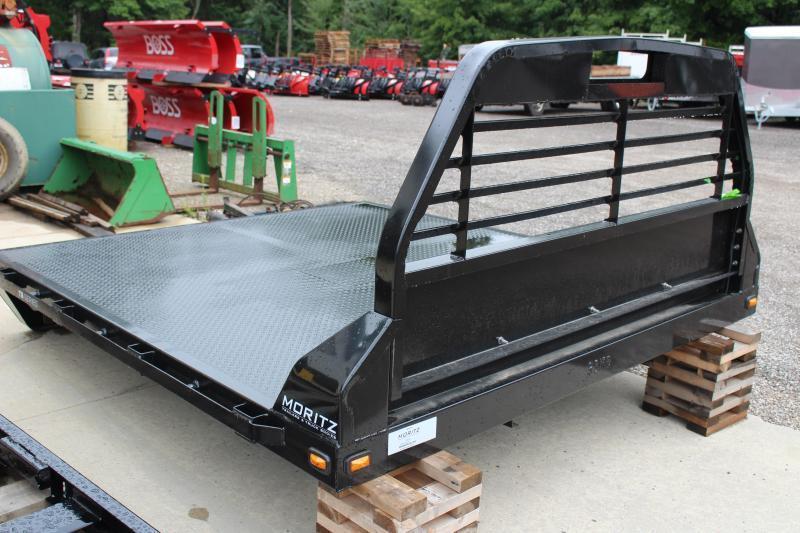 2020 Moritz TB8-86 - Steel - Flat Bed - DRW Long Bed