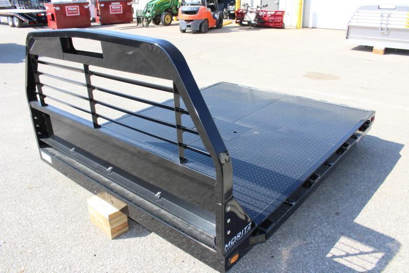 2021 Moritz TB7-8.5 - Steel - Flat Bed - SRW Long Bed