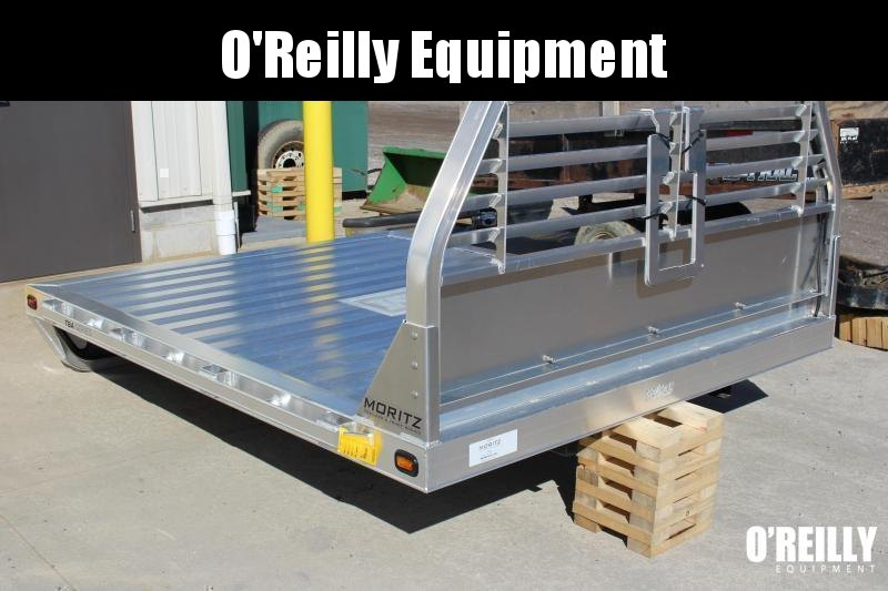 2021 Moritz International TBA7-86 Truck Bed - Flat Bed