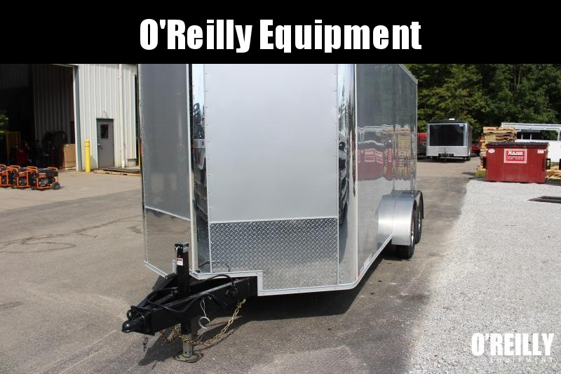 2021 United Trailers UXTV 7x19 Enclosed Trailer