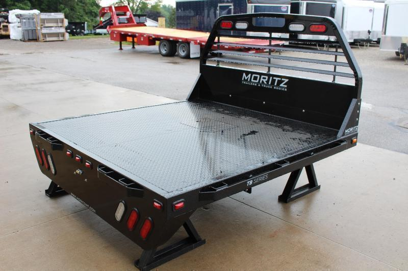 2021 Moritz TB7-7 - Flat Bed - Steel - SRW Short Bed