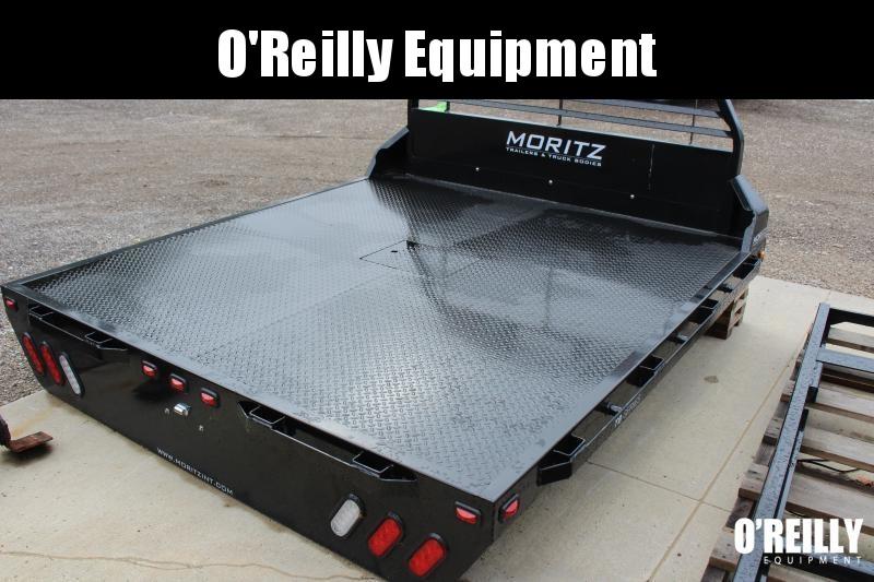 2020 Moritz TB8-86 Truck Bed - Steel - DRW Long Bed