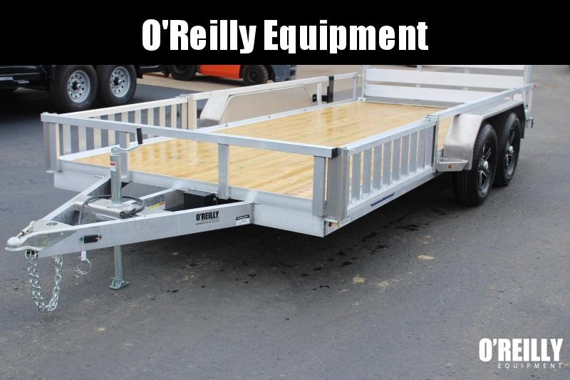 2021 Sure Trac Trailer 7' x 16' ATV Utility Trailer