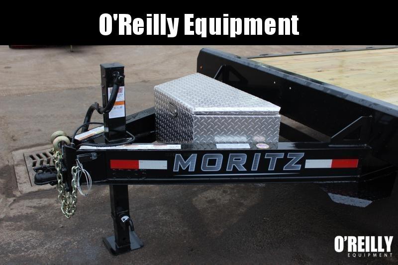 2021 MORITZ EDBH-18+4 AR 14000 DECK OVER