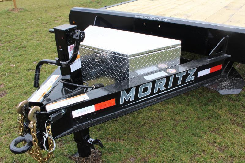 2021 MORITZ EDBH-22+4 AR 14000 DECK OVER