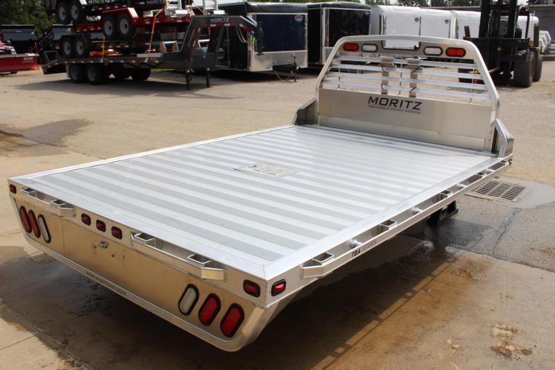 """2021 Moritz TBA8-11.4 Truck Bed - DRW 84"""" CA"""