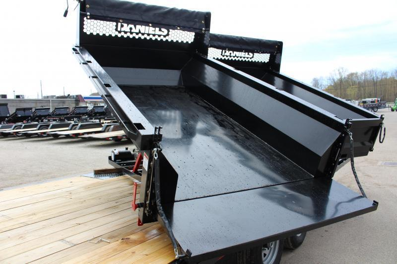 2020 Daniels Steel 8' Dump Insert - Long Bed