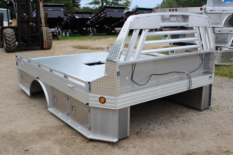 2021 Hillsboro Industries 8' x 11.4' 4000 Series Aluminum Bed Truck Bed