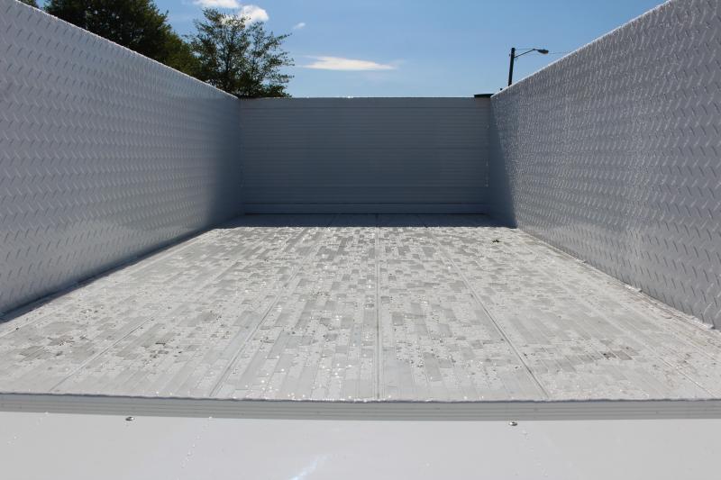 2020 Aluminum DuraMag Service Body SRW LONG BED - FORD