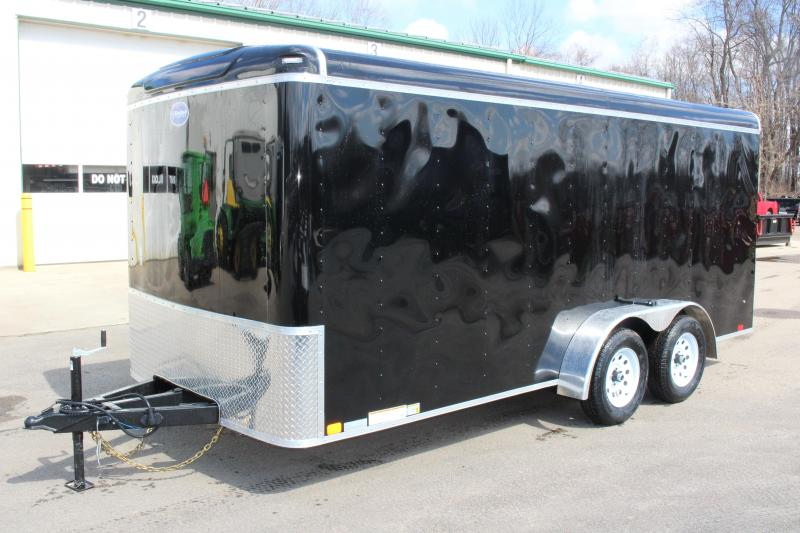 2021 United Trailers 7' x 16' Enclosed Cargo Trailer