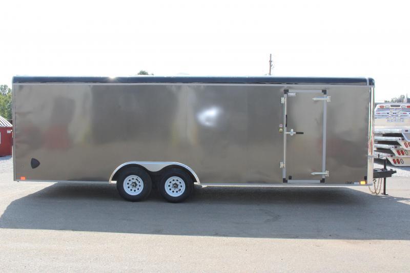 2021 United Trailers ULT 8.5X24 Enclosed Cargo Trailer