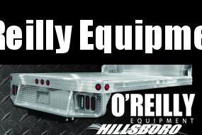 2021 Hillsboro Industries 8' x 9.4' 2500 Series Aluminum Bed Truck Bed