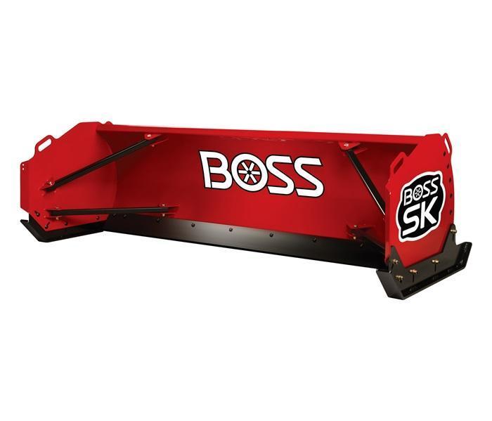 2020 BOSS SK 12' STEEL TRIP EDGE BOX PLOW