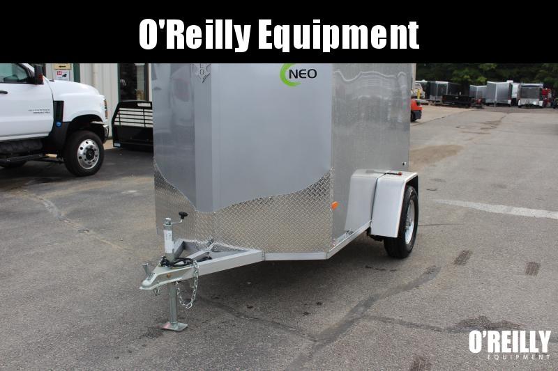 2021 NEO NAV 5' x 8'  Enclosed - Ramp - 5' Interior