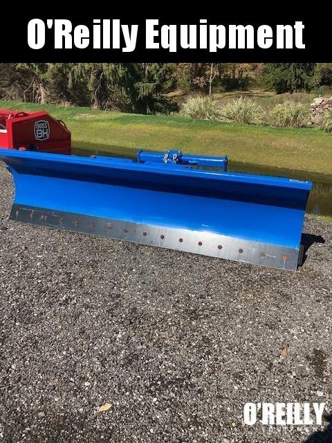 2020 Daniel's Municipal Straight Blade 10' Plow
