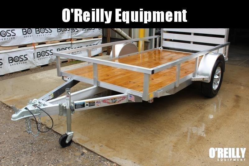 2021 H and H Trailer 6.5 x 10' Utility Trailer