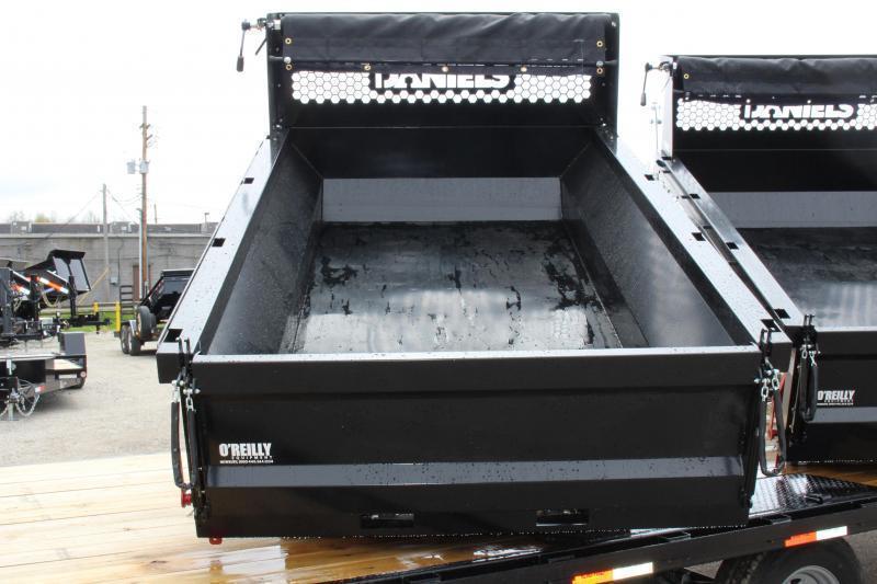 2020 Daniels Steel 8' Dump Insert - Long Bed