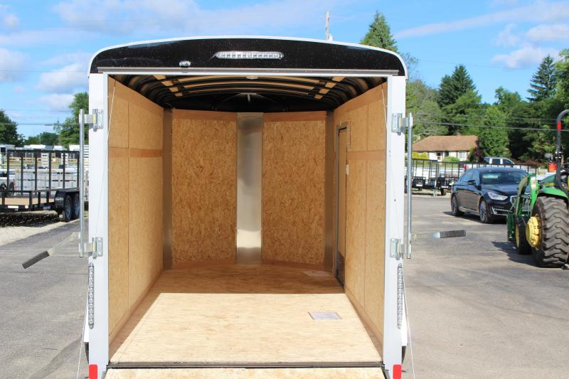 2021 United Trailers 6 x 12' Enclosed Cargo Trailer