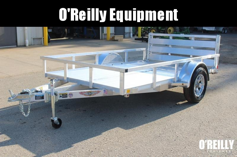 2021 H and H Trailer 6.4' x 10' Utility Trailer