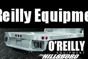 2021 Hillsboro Industries 7' x 8.5' 2500 Series Aluminum Bed Truck Bed