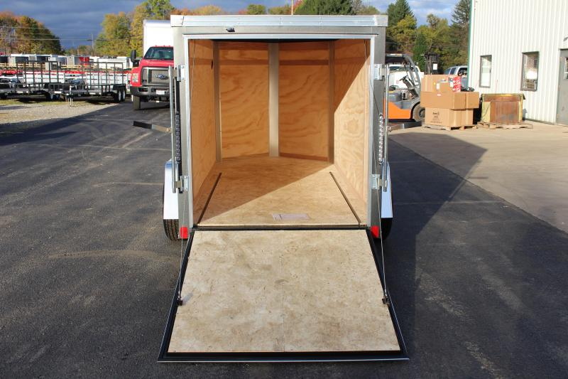 2020 United Trailers XLV 5 x 10 Enclosed Cargo Trailer