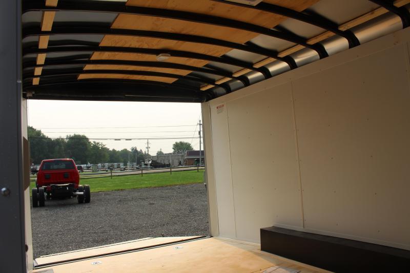 2022 United ULT 8.5' x 18' Car Hauler - 6.5' Interior Height - Ramp