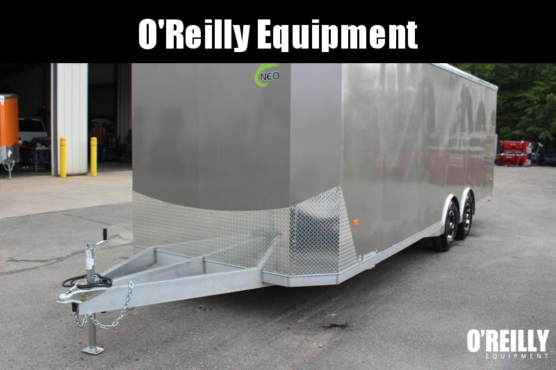 2021 NEO Trailers NACX2485R Car / Racing Trailer