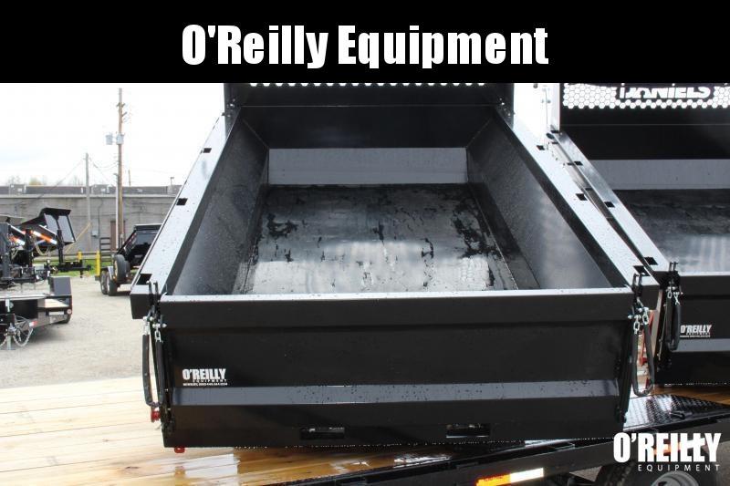 2020 Daniel Steel 8' Dump Insert Truck Bed