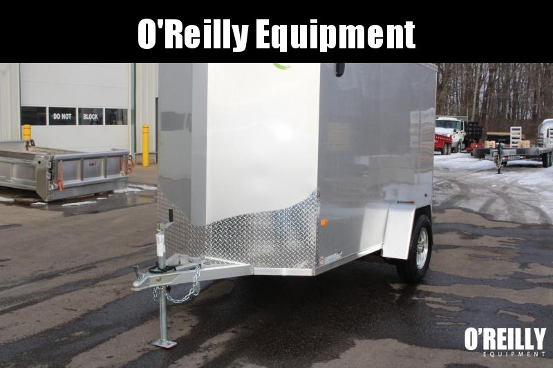 2021 NEO NAV 5' x 10'  Enclosed Trailer - 6' Interior - Ramp