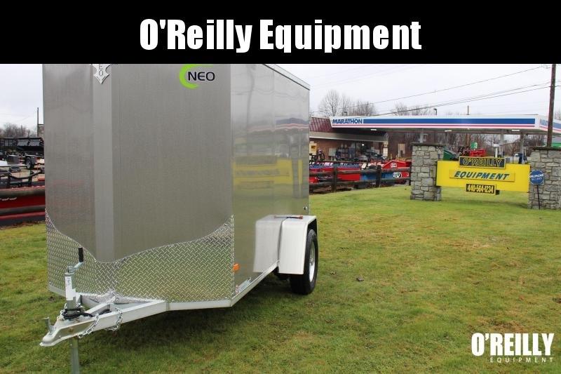 2021 NEO Trailers NAV 5 x 10  Enclosed Cargo Trailer