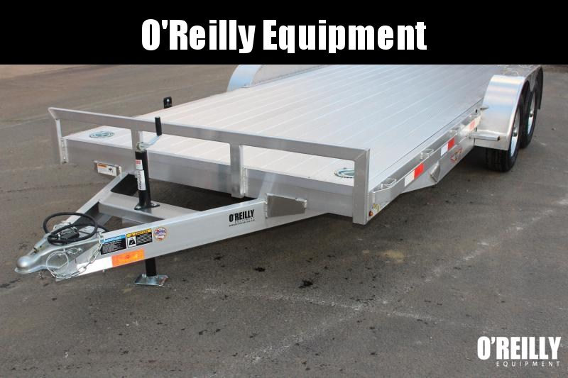2021 H and H Trailer 7 x 18 Car / Racing Trailer