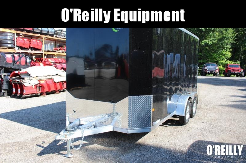 2021 NEO Trailers NAC147TA-6 Enclosed Cargo Trailer