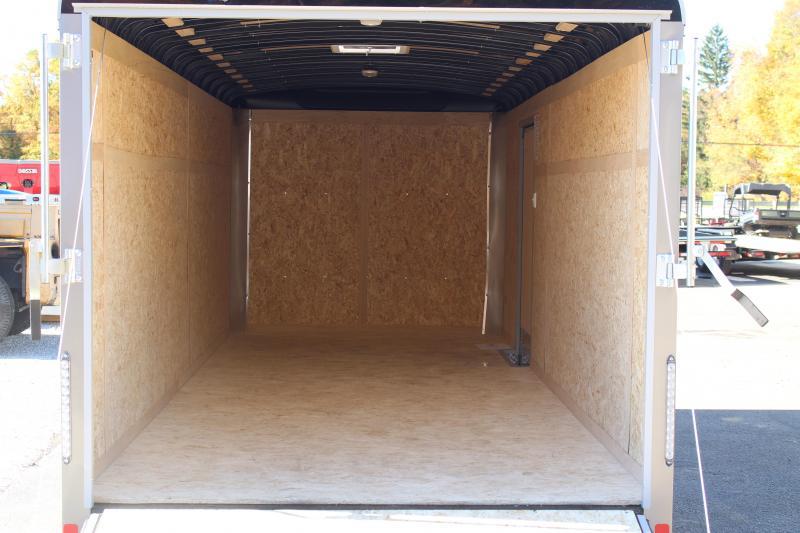 2021 United Trailers 7' x 18' Enclosed Cargo Trailer