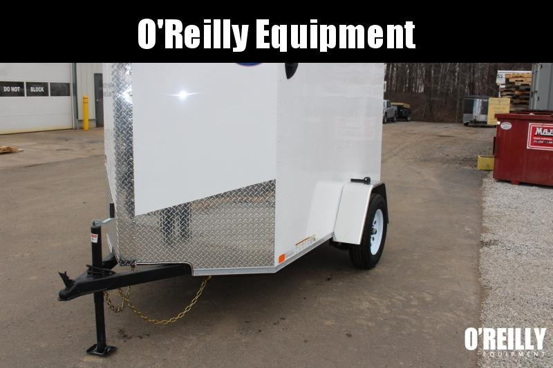 2021 United XLV 5' x 8' Enclosed Trailer - 5' Interior Height