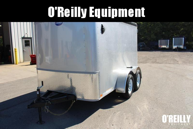 2021 United 6' x 10' Enclosed Trailer - 7000# GVW