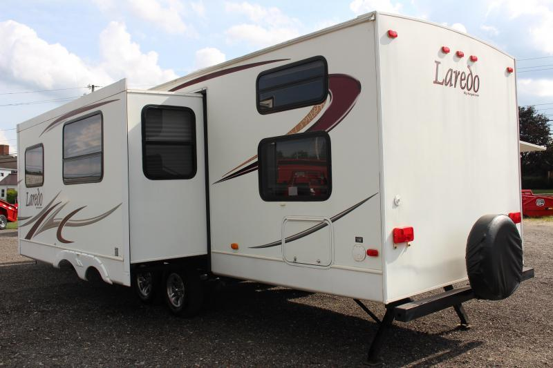 2010 Keystone RV Laredo 291TG Travel Trailer RV Used