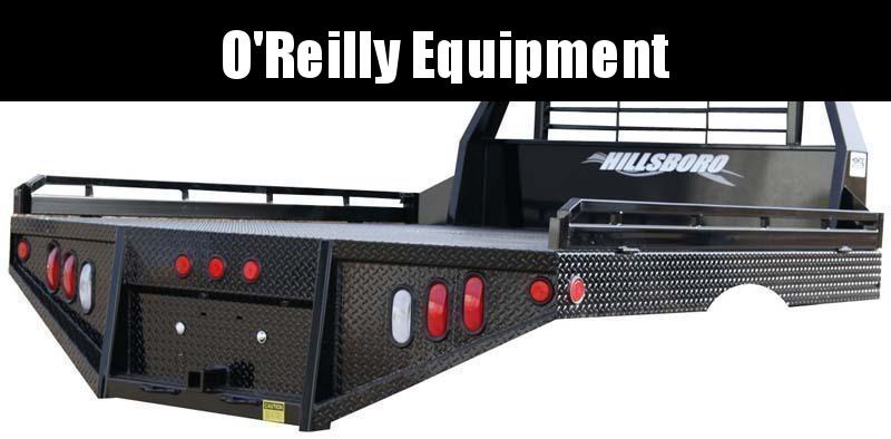 2021 Hillsboro 8' - 9.4' GII Steel Truck Bed Truck Bed