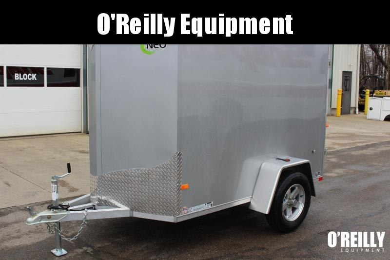 2021 NEO Trailers NAV 5 x 8  Enclosed Cargo Trailer