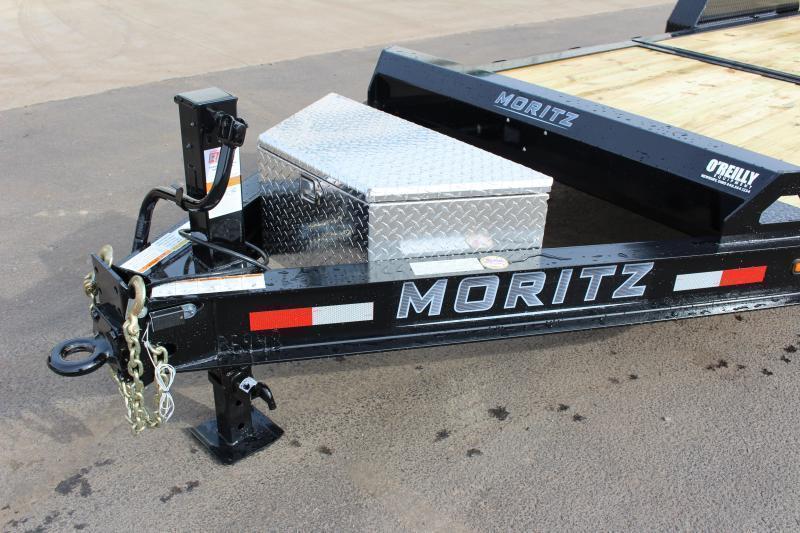 2021 Moritz 16+6 Tilt Trailer 14000lb GVWR