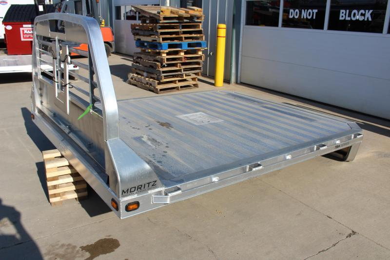 2021 Moritz International TBA8-9.4 Truck Bed - Flat Bed