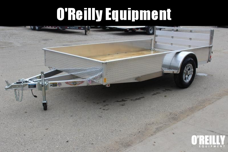 2021 H and H Trailer 6.5 x 12' Utility Trailer